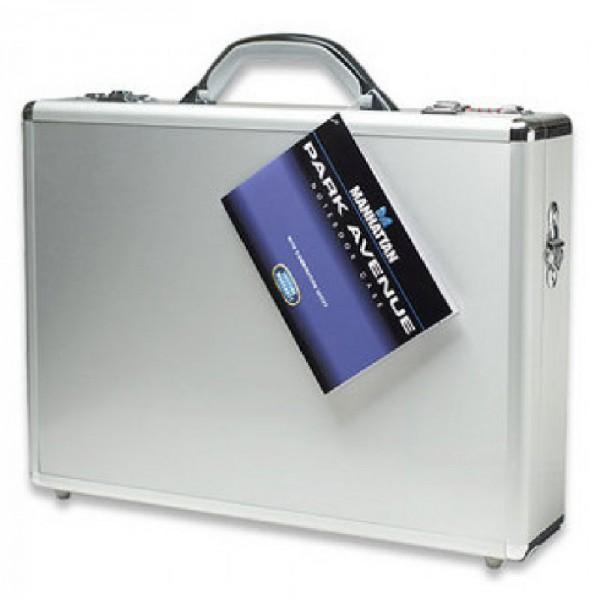 """Τσάντα Manhattan Park Avenue Aluminium 17"""""""