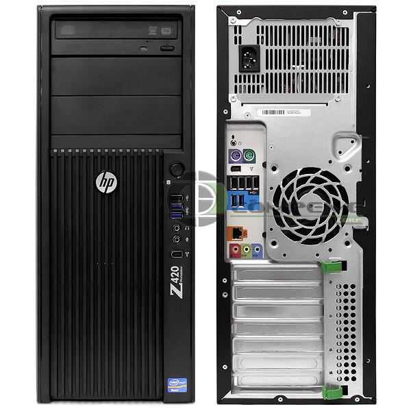 HP Z420 Gaming Workstation E5-1650