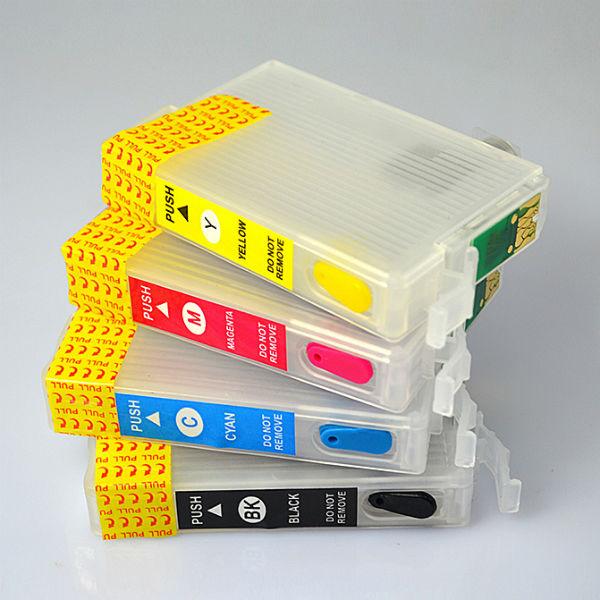 Συμβατό με Epson T0804 Yellow