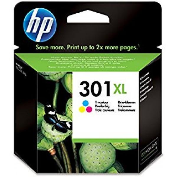 HP 301XL Color CH563EE