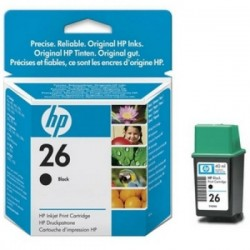 HP 51626AE (26) Black