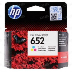HP 652 Color F6V24AE