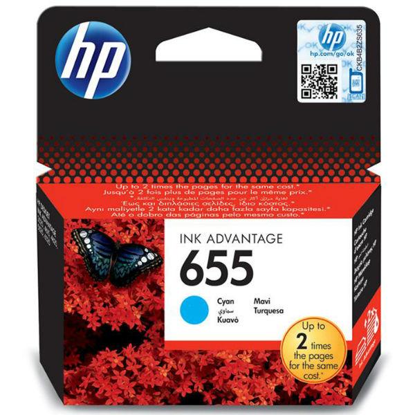 HP 655 Cyan (CZ110AE)