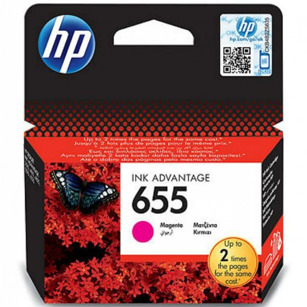 HP 655 Magenta (CZ111AE)