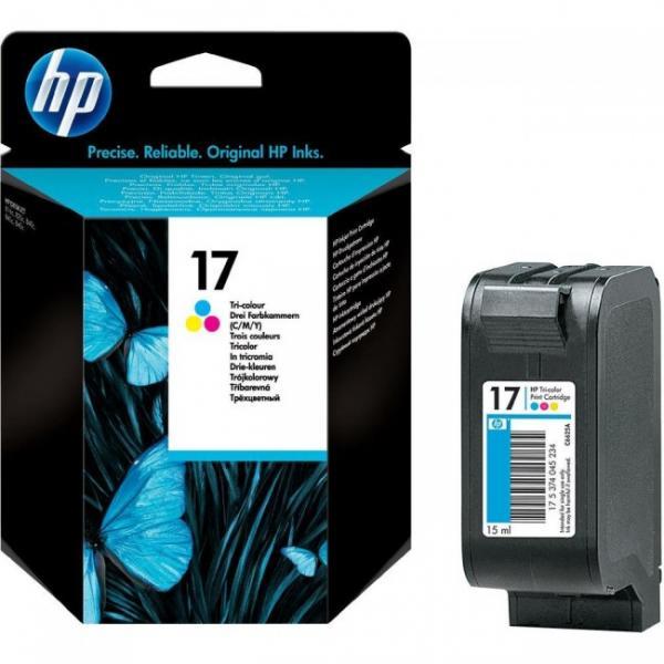 HP C6625AE (17) Color