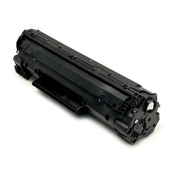 NS συμβατό τόνερ HP CE 435A 2K Μαύρο