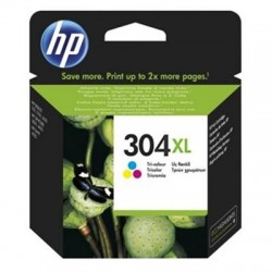 HP 304XL Color N9K07AE