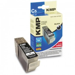 KMP συμβατό με Canon BCI-3BK Black