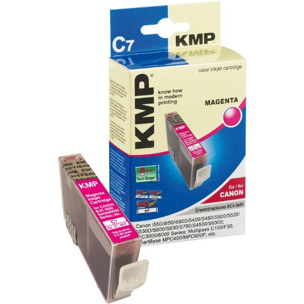 KMP συμβατό με Canon BCI-3M Magenta
