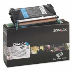 Lexmark c5240CH Κυανό