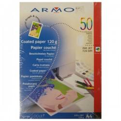 Φωτογραφικό χαρτί Armor 120gr 50φ