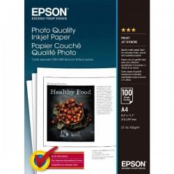 Φωτογραφικό χαρτί Epson S041061 A4 102gr 100φ