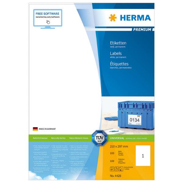 Herma ετικέτες 210x297mm