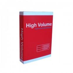 Χαρτί εκτύπωσης High Volume Α4 80gr 500φ