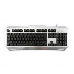 White Shark Metallic Keyboard GK 1623 Gladiator