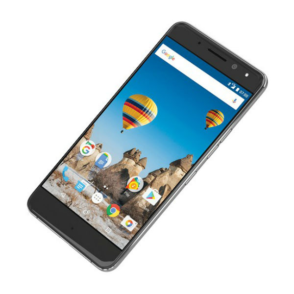 General Mobile AndroidOne GM 5d Plus Space Gray
