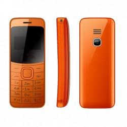 Mini Phone M8110 Πορτοκαλί