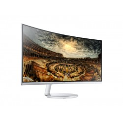 """Samsung CF791 34"""" Curved Widescreen Monitor"""