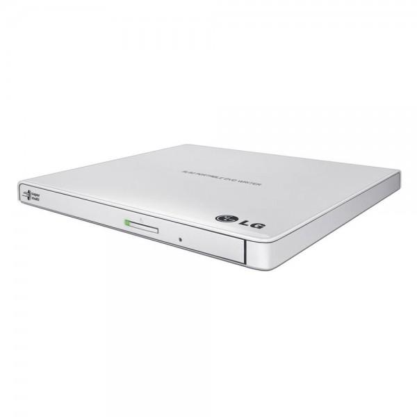 Hitachi-LG GP57EW40 Slim Portable DVD Writer