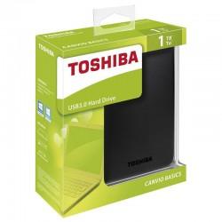 "Toshiba Canvio Basics 1TB 2.5"" USB 3.0"