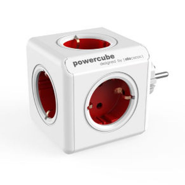 Allocacoc PowerCube Original Red