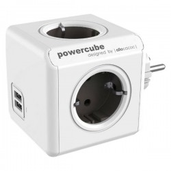 Allocacoc PowerCube Original USB Grey