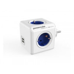 Allocacoc PowerCube Original USB Blue