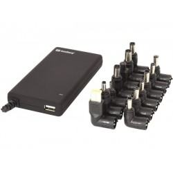 Sandberg Laptop AC Adapter Mini 90W