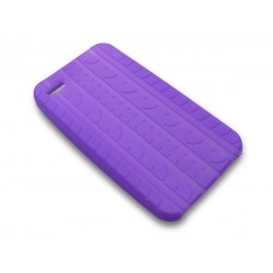 Sandberg Cover 4-4S tire track Purple