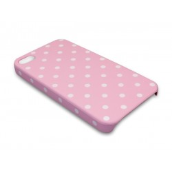Sandberg Cover 4-4S dot pattern Pink