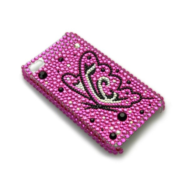 Sandberg Bling Cover 4-4S Butterfly