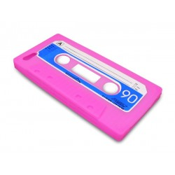 Sandberg Cover iPhone 5-5S retrotape Pink
