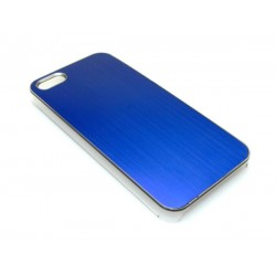 Sandberg Cover iPhone 5-5S Aluminum Blue