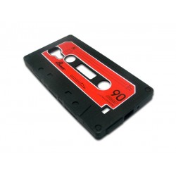 Sandberg Cover S4 retro tape Black