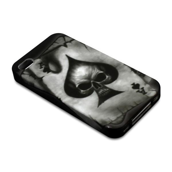 Sandberg Print Cover 4-4S Skull of Aces
