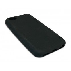 Sandberg Cover iPhone 5C soft Black