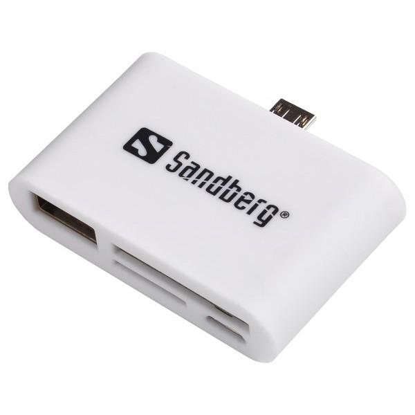 Sandberg OTG Card Reader