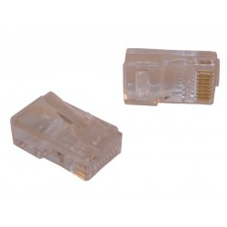 Sandberg Kit: RJ45 Plugs, 100 pcs.