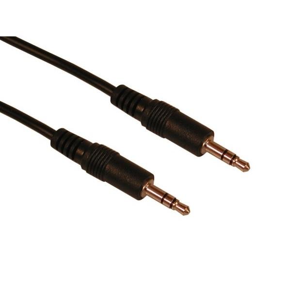 Sandberg MiniJack Cable M-M 0.5 m