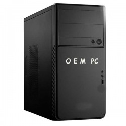 ΟΕΜ PC Core2Duo E6400