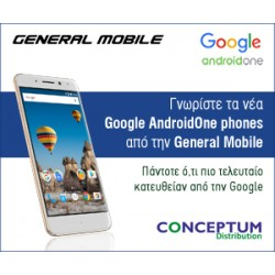 General Mobile Smartphones Google AndroidOne