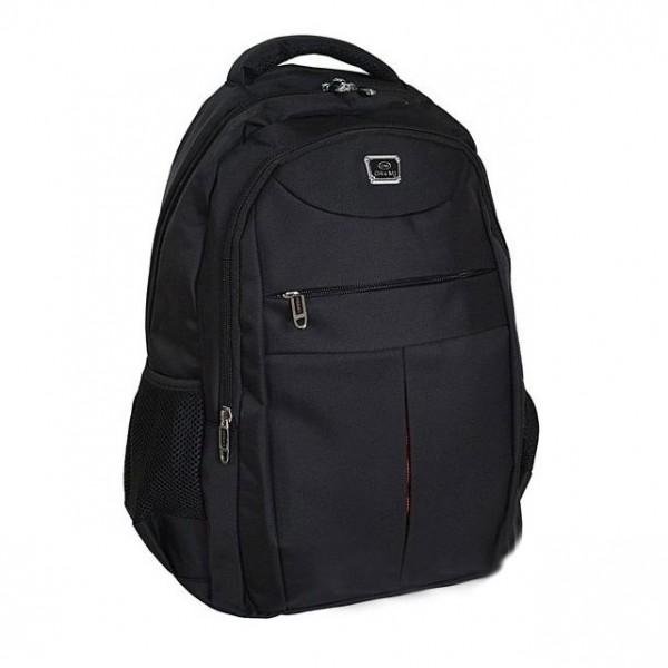 """Τσάντα πλάτης Or&Mi 7202 15.6"""" Μαύρη"""