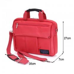"""Τσάντα Sumdex PON-491SC 13"""" Κόκκινη"""