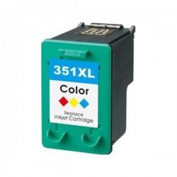 Συμβατό με HP 351XL Color