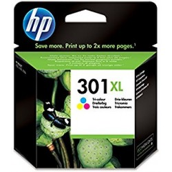 HP 301XL Color CH563EE