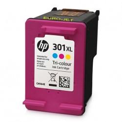 Συμβατό με HP 301XL Color