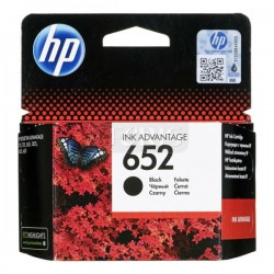 HP 652 Black F6V25AE