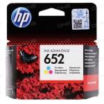 HP 652 Color F6V24AE