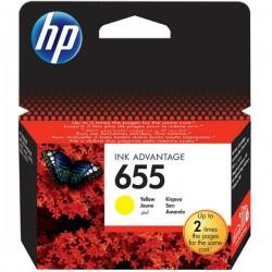 HP 655 Yellow (CZ112AE)