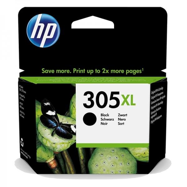 HP 305XL Black 3YM62AE